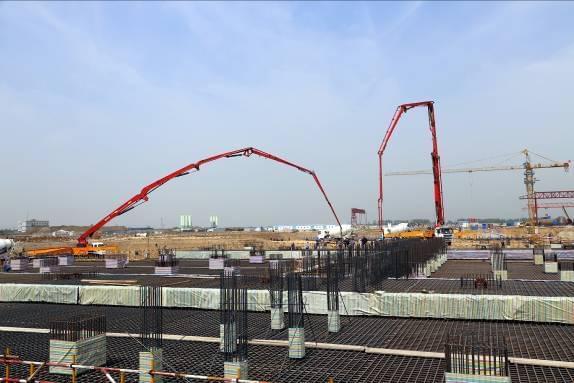 武汉搅拌站商品混凝土和现浇混凝土的区别